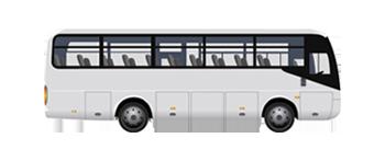 Аренда автобуса 30-40 мест в СПб