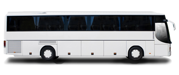 Автобус с водителем в СПб, 50-60 мест