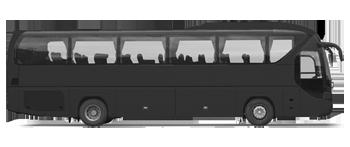 Аренда экскурсионного автобуса с водителем в Санкт-Петербурге 50-60 мест