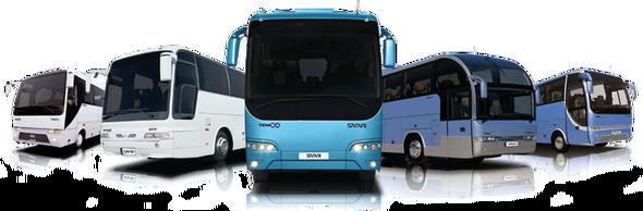 Аренда автобуса с водителем в СПб от Autoproject