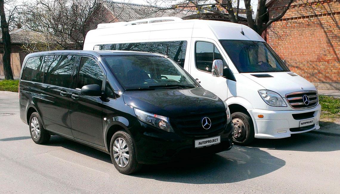 Трансфер в аэропорт Пулково на микроавтобусе и минивэне в СПб от Autoproject