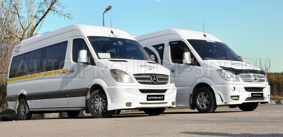 AUTOPROJECT - Аренда микроавтобуса, автобуса, автомобиля с водителем в Санкт-Петербурге (СПб)