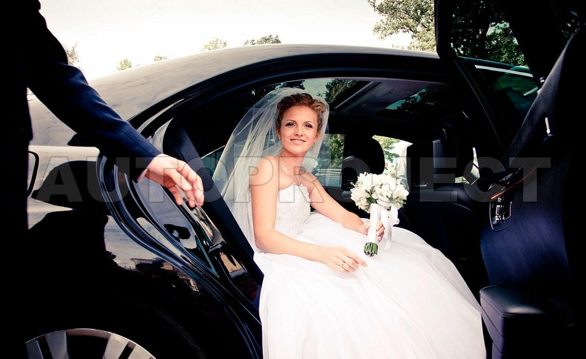Аренда автомобиля на свадьбу | AUTOPROJECT