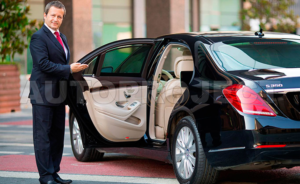 аренда представительских авто