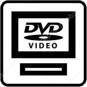 DVD система с телевизором в микроавтобусе