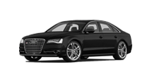 Audi A8 Black Autoproject