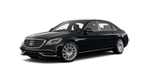 Mercedes-Maybach S-Class S500 W222 2017 Black